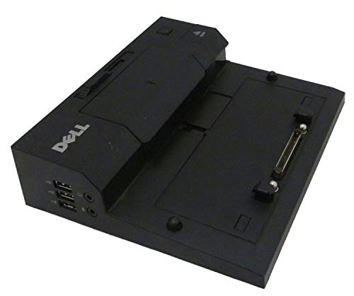 DELL E-Port Replicator Docking Station. PR03X for DELL E-SERIES MODELS (NO POWER SUPPLY INCLUDED)