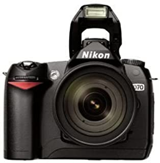 Nikon D70 - Cámara réflex Digital (Incluye Lente AF-S DX Zoom ...