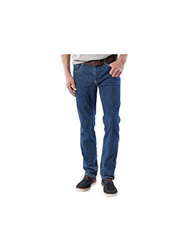 STOOKER Straight Fit 86 Blue Stone 38 98% Baumwole, 2% Elastan