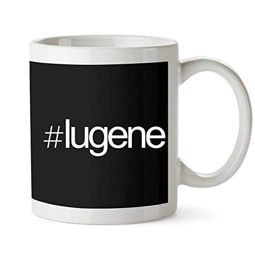Idakoos Hashtag Lugene - Taza (325 ml)