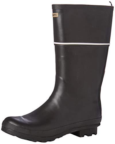 Gioseppo Damen 46278 Schlupfstiefel Schwarz Negro), 40 EU