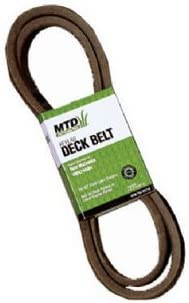 Ranking TOP13 MTD LAWN MOWER PART Our shop OFFers the best service # 754-0294 X 2 BELT-V- 1 89 A