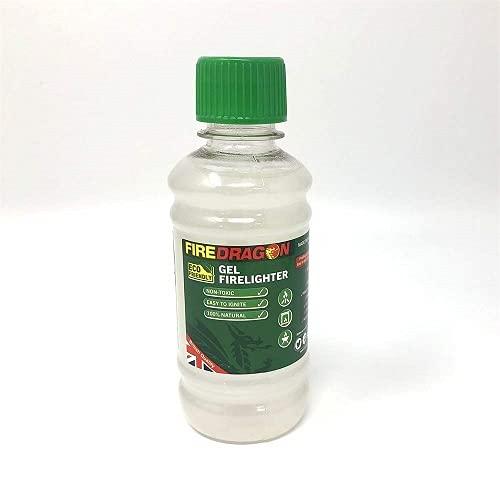 Fire Dragon - Carburant gel - Green & Clean - 250 ml