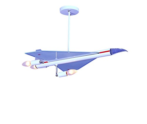 Interfan 6562 Concorde Supersonic lamp vliegtuig