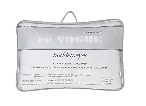 Travesseiro Buddemeyer - En vogue 233 fios