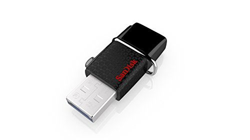 SanDisk Ultra 64GB USB 3.0 OTG Flash Drive With micro USB connector For Android Mobile Devices(SDDD2-064G-G46)