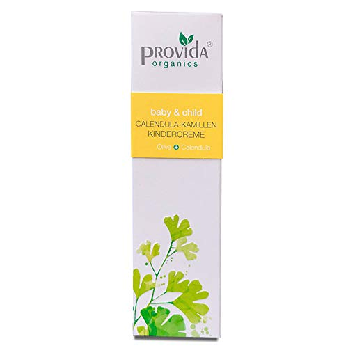 Provida - Calendula Kamillen Kindercreme - 50 ml