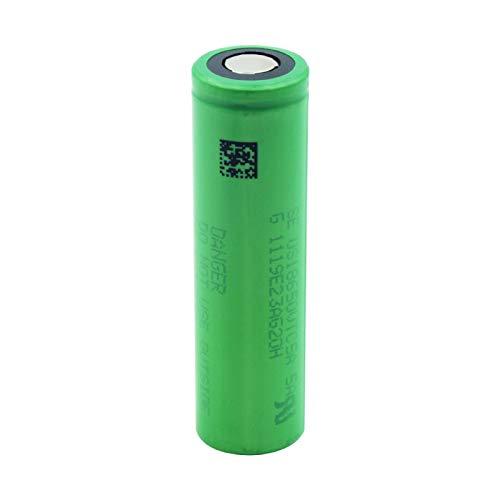 TTCPUYSA 3,6 V Us18650vtc5a 2600 mAh batería de recarga protegida de repuesto, puede para Mini Fan Power Bank 1 unidad