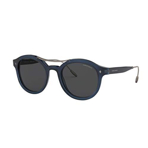 Giorgio Armani 0AR8119 Gafas de sol, Blue, 50 para Hombre