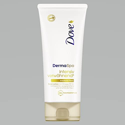 DOVE DermaSpa Intensiv Verwöhnend Body Lotion (1 x 200 ml)