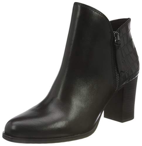 Caprice Damen 9-9-25334-25 Stiefelette, Black Comb, 39 EU