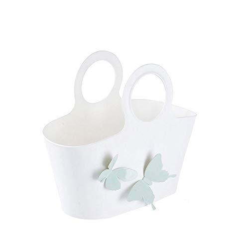 cesta mimbre baño de la marca Xuejuanshop