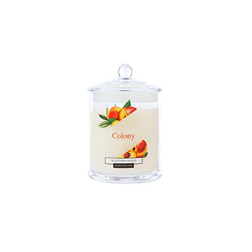 Wax Lyrical Jar Candle Small Mandarin Peach