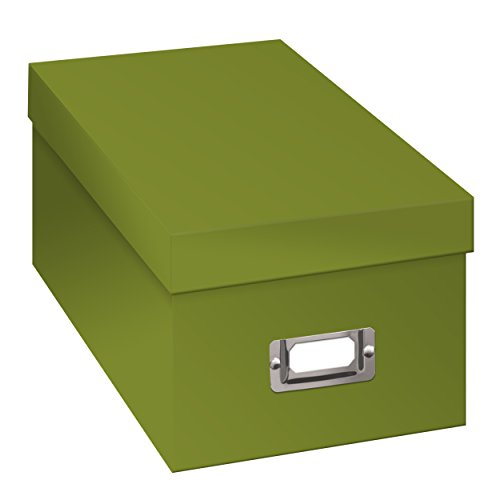 Pioneer Photo Albums BCD-1S CD/DVD Storage Box, Sage Green