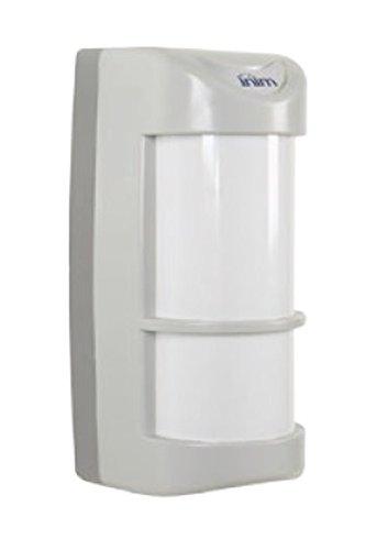 AIR2ott100W inim Antirrobo Alarma Casa detector Triple Tecnología para exterior Via Radio.