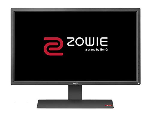"BenQ ZOWIE RL2755 27"" Console e-Sports Gaming Monitor (Officially Licensed for PS4/PS4 Pro), 1 ms, FHD, Senza Lag, Dark Grey"