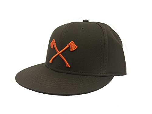 Stihl Axe Cap, grün/Orange, one Size