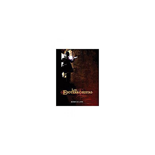 Edge Entertainment-Los Esoterroristas-Español, Multicolor (Edge Entertaiment...