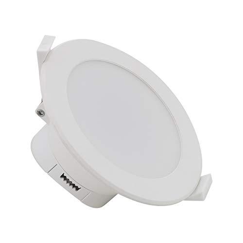 LEDKIA LIGHTING Downlight LED 15W Circular Especial IP44 Corte Ø 115 mm Blanco Cálido 3000K