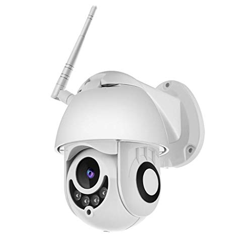 Mjd Surveillance Camera's Camera Outdoor PTZ IP Camera 1080p Snelheid Dome CCTV Beveiligingscamera's IP Camera WIFI Exterieur 2MP IR Thuis Surveilance Webcam