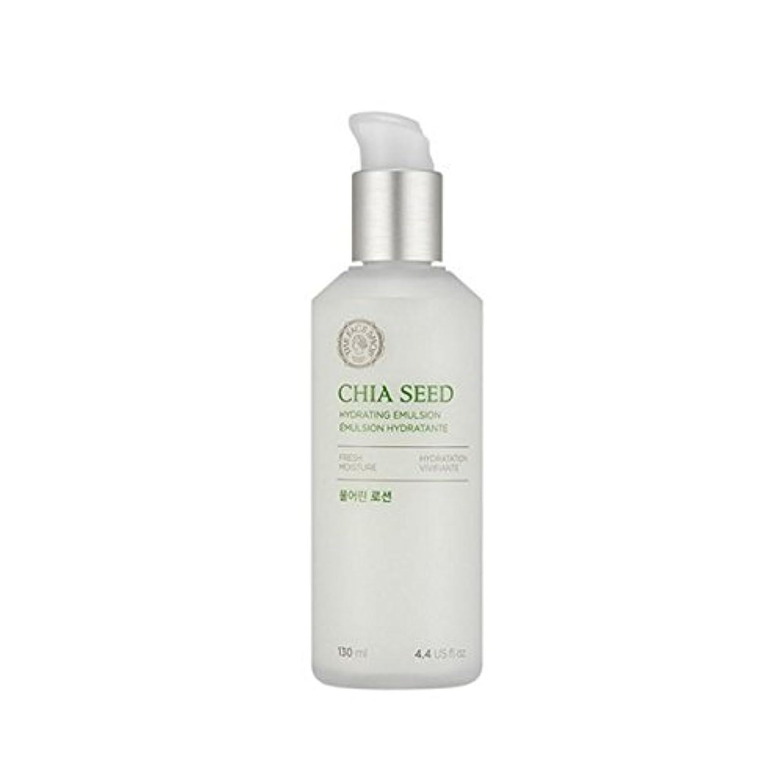 学部有害なセッティング[ザ?フェイスショップ] The Face Shop チアシーズウォーターリローション Chia Seed Hydrating Emulsion Lotion [並行輸入品]