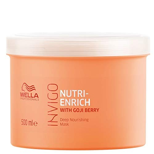 Wella Professionals Invigo Nutri-Enrich Deep Nourishing Mask, 500 ml