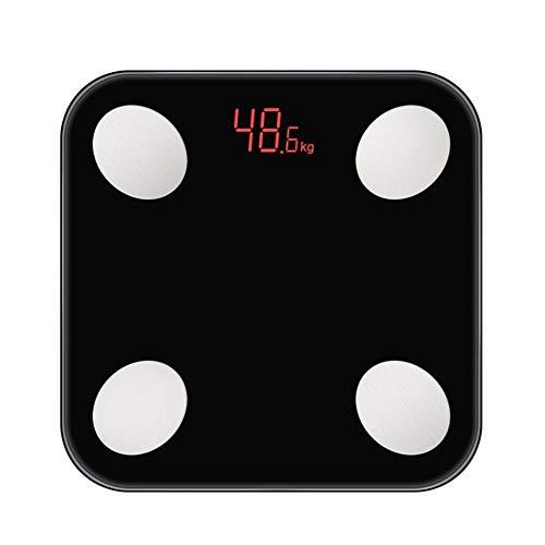 UYIDE Gewichtsskala, Körper Komposition Analyzer Mit Clever Anwendung Bluetooth Funktion, Digital Kabellos Gewicht Rahmen, Passend Für Familie Bad Fitnessstudio