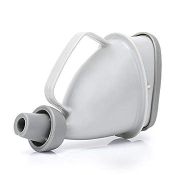 RJBGYP Urinoirs d'urgence Portables, collecteurs d'urine, Toilettes de Voiture, soulagement Simple pour Enfants Hommes et Femmes, embouteillage, Toilettes Portables d'urgence, Couleur de l'image