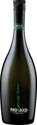 Prosecco Frizzante 'Poesia' DOC Weißwein aus Italien - Venetien Rebsorte: Prosecco (Flasche ...
