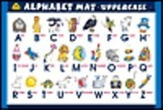 Alphabet Mat-Uppercase