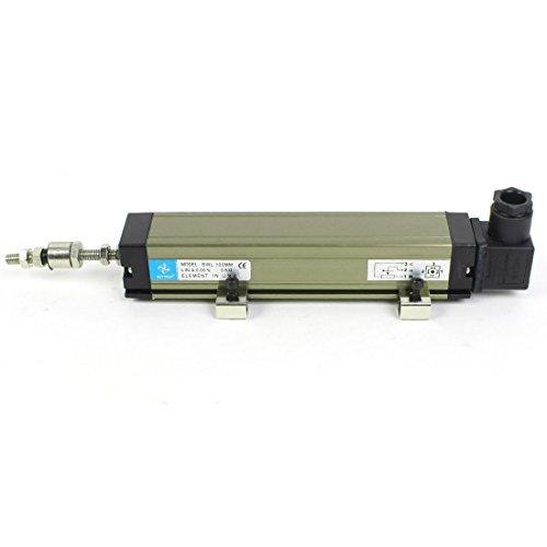 sourcingmap® BWL100 100mm Hub Zugstange Linearer Weg Wegsensor für Drucker Messumformer de
