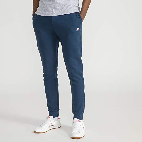 Le Coq Sportif Men's Ess Pant Regular N°1 M Dress Blues Trouser, XS