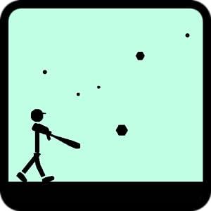 Batting stick [Baseball game]