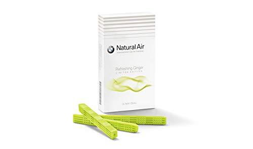 for BMW Limited Edition Air Freshener Refill Refreshing Ginger