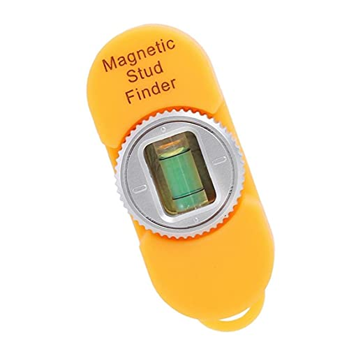 Detector de metal Studs Studs Finder Scanner Imán Herramienta de búsqueda para clavos Detector de cable de detección de tornillos