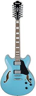 Ibanez Artcore AS7312 Semi-Hollow 12-String - Mint Blue