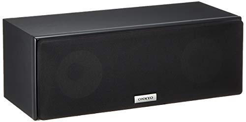 ONKYO センタースピーカーシステム(1台) 黒モデル D109XCB