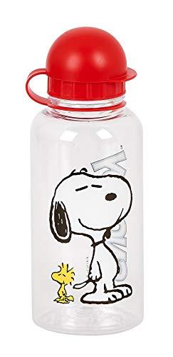 safta Botella 500 ml Snoopy sin BPA, 69x180mm