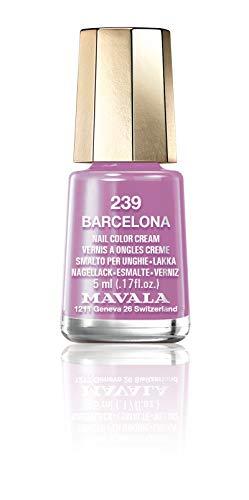 Mavala Mini Color Vernis à Ongles Crème 5 ml - Couleur : 239 : Barcelona
