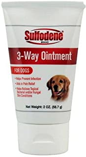 Sulfodene Brand 3-Way Ointment for Dogs 2oz