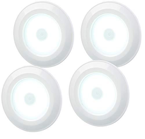 Lunartec IP65, Permitirse al Pegamento: Juego de extensión de 4 Partes para Luces de Debajo de Armario COB-LED UBL-16.w (IP65, con Control Remoto)