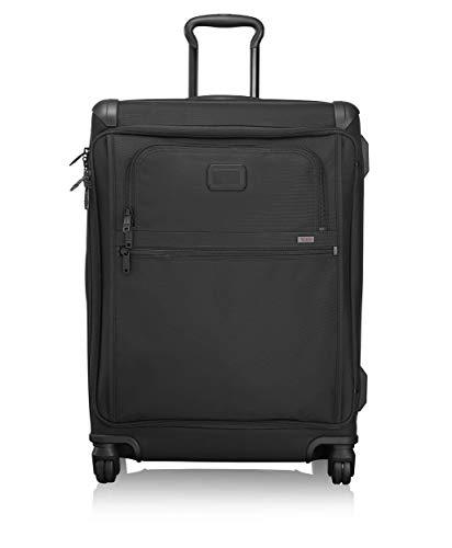 [トゥミ] スーツケース 公式 正規品 TUMI ALPHA 2 Discon センターフロントリッド・4ウィール・パッキングケース 機内持ち込み可 保証付 76L 4.7kg BLACK