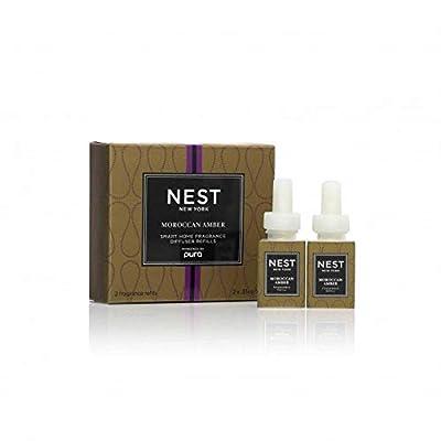 NEST Fragrances NEST184MA Smart Home Fragrance Diffuser Refill (Set of 2)