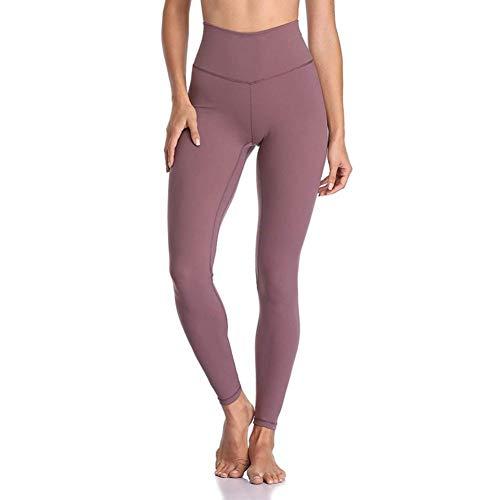 CXKNP yogabroek voor dames, leggings, sport, fitness, yoga, broek, hoge taille, druk, heupen, joggingbroek, yogabroek, hardloopbroek
