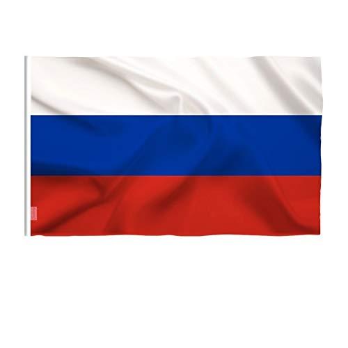 GSB Russland Flaggen Hanging Big Russian National Flag for Festival Das Banner Home Dekoration Flagge Russen Flagge (Color : 120 x 180cm)