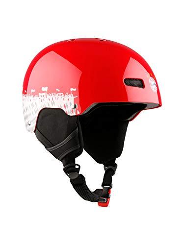 FC Bayern München - Gafas de esquí para niños, Color Rojo