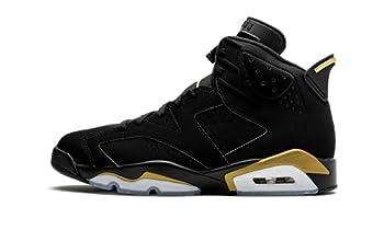 Jordan Nike Men s Shoe 6 Retro DMP 2020 CT4954-007 Black/Metallic Gold  14