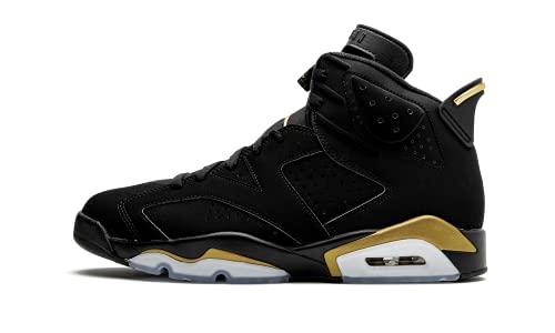Jordan Mens Air Jordan 6 Retro CT4954 007 DMP 2020 - Size 10.5 Black/Metallic Gold