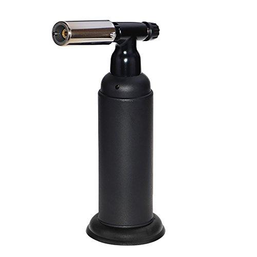 Vivsky - Linterna industrial recargable de butano para cultivo, brash, fontanería, soldadura, joyería, aplicaciones de centro y laboratorio, seguridad y durabilidad