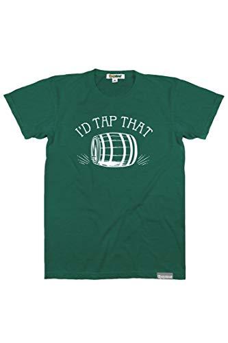 Men's I'd Tap That Keg Shirt: L